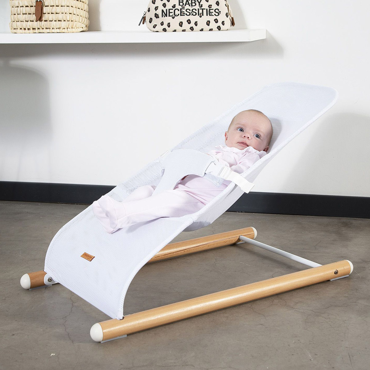 Relax ChildHome Evolux Natural White BR75523